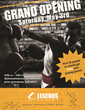 Legends Boxing Hosts Grand Opening Celebration