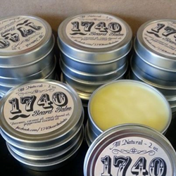 All Natural Beard Balm
