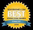 SeniorHomes.com Announces 2014 Best Senior Living Awards Finalists