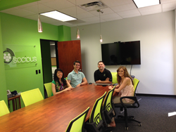 Socious Online Community Software Expands Headquarters Office