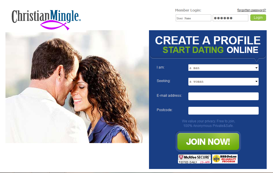 Free online christian dating site