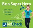 KidCheck Children's Check-In