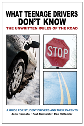 Drivers Ed Book Cover