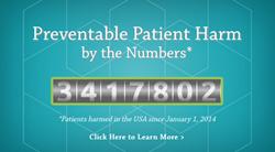 preventable patient harm, patient safety, safety culture