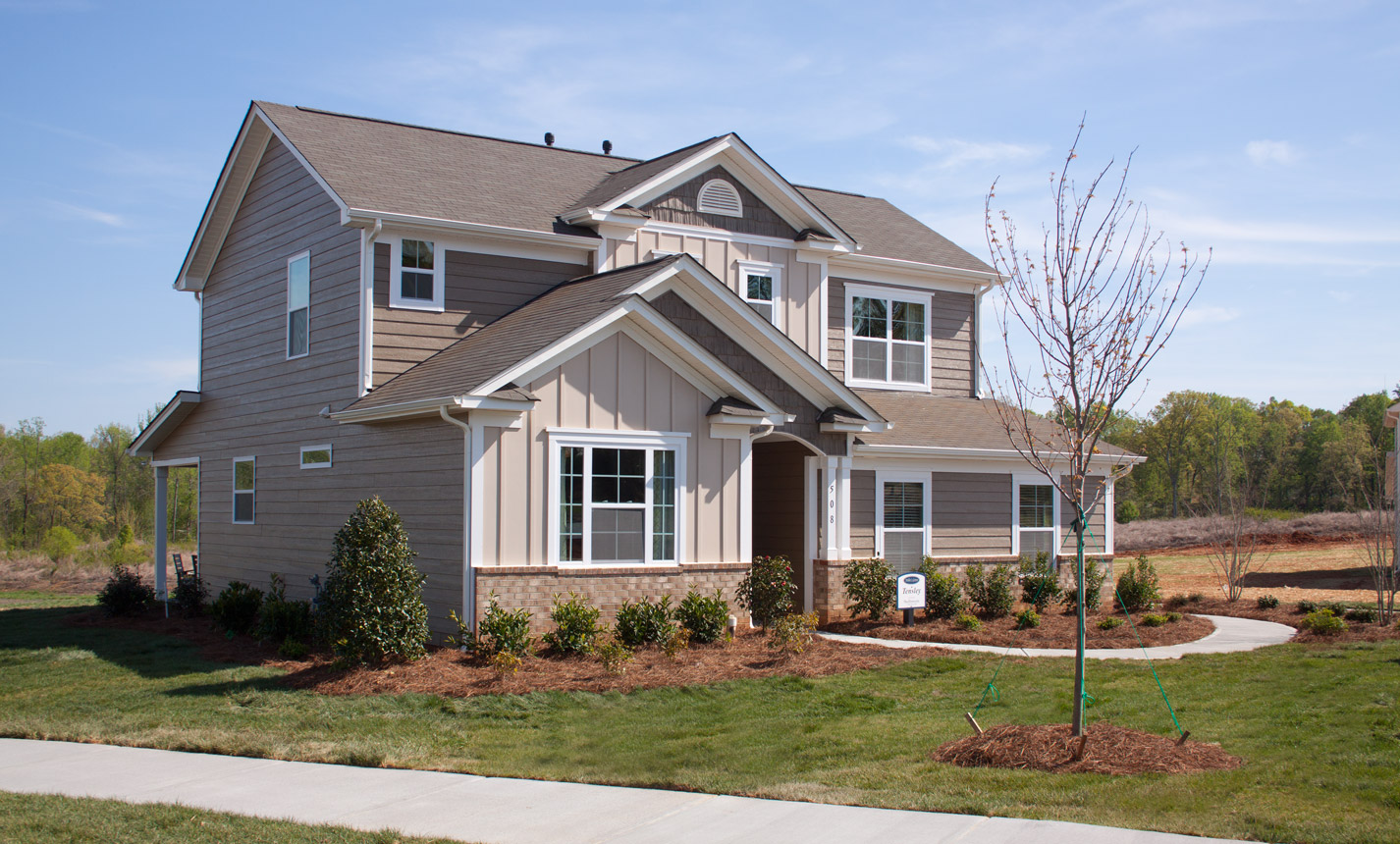 Shea Homes Of Charlotte Hosted Open House And Raised Food For Local Charity