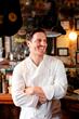 Celebrity Chef Seamus Mullen at Tertulia restaurant in New York City