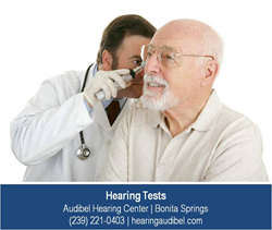 Hearing Test Bonita Springs FL - Audibel Hearing Center
