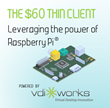 VDIworks Announces Support for the Raspberry Pi®