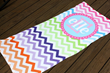 New Premium Personalized Beach Towel Available at PictheGift
