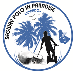 Segway Polo in Paradise - Barbados Logo