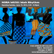 "Visual Artist Nora Musu To Exhibit ""Mah Rhythm"" Collection At Faie Afrikan Art Gallery"