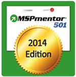 Cal Net Technology Group has been included in the 2014 MSPmentor Top 501 Global Edition