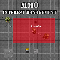 MMO interest management