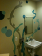 Jorge Cambron Bathroom Painting