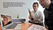 "Tenri Institue director Yoichi Fukui and BELLA GAIA director, Kenji Williams instruct how to play the ""Sho"" instrument with astronaut and commander Koichi Wakata via Skype."