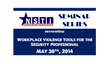 National Security Training Institute (NSTi) Hosts One Day Workplace...