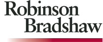 Robinson Bradshaw Hinson corporate litigation law firm Charlotte NC