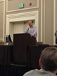 Dr. Kenneth Maser presenting at the 2014 National Bridge Preservation Partnership Conference