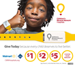 Walmart and Sam's Club Locations Raise Vital Funds and Awareness for...