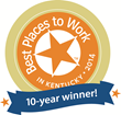 KORT Physical Therapy Named Best Place to Work for 10th Consecutive...