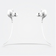 Vomo SM in White - In ear stereo headset