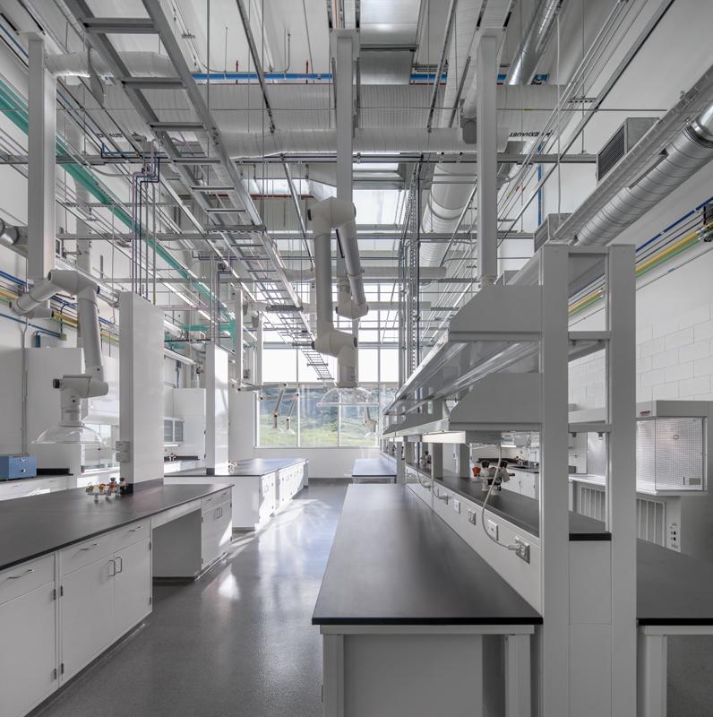 Industrial Lighting Hamilton: Hamilton Scientific Is Recipient For The R&D Magazine