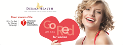 Go Red to prevent heart disease in women