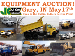 Gary, IN Auction, Used bucket trucks for sale