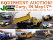 Gary, IN,  Public Auction Saturday, May 17th, 2014, Asplundh Tree...