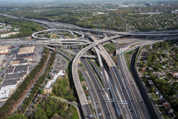 HNTB served as the lead designer for the 495 Express Lanes.