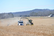 Genera Energy used state-of-the-art self-propelled field harvesters to harvest, handle, and move feedstock, introducing crop harvesting improvements that could revolutionize large-scale biomass produc
