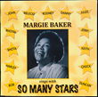 """""""Margie Baker Sings with So Many Stars,"""" 4th CD by San..."""