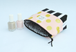 Blush Dots Makeup Bag