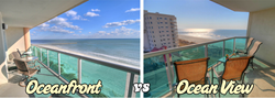 Oceanfront vs OceanView Condos