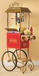 Nostalgia Electrics Rolls Out 1890s Antique Popcorn Cart