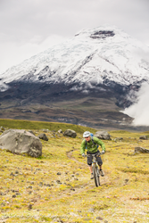 Cotopaxi Mountain Biking