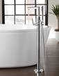 Moen Introduces Collection of Freestanding Tub-Filler Faucets