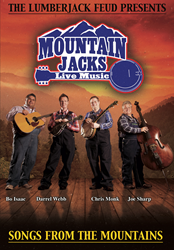 Pigeon Forge Dinner Show,  Lumberjack Feud, Bluegrass, Action adventure