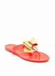 Bow Jelly Sandals