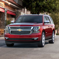 2015 Chevy Tahoe, Portland Chevy dealership