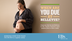 Maternity Campaign featuring Baby Bumps