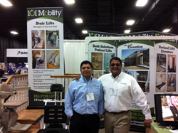 Owners of 101 Mobility North Jersey, Sonny Singh and Vin Bahuguna