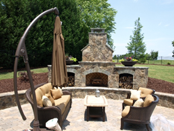 Stone Pavers located in Charlotte NC