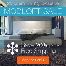 2Modern launches MODLOFT with an exclusive sale