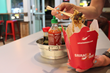 Sriracha House Restaurant on Miami's South Beach - made-to-order noodle and rice woks