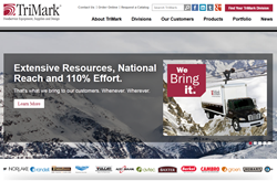 trimark usa, website, foodservice equipment, supplies and design