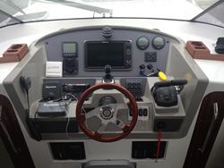 ArrowCat Power Catamaran Helm