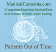 """United Patients Group Supports """"Patients Out of Time's Cannabis Therapeutics Conference"""""""