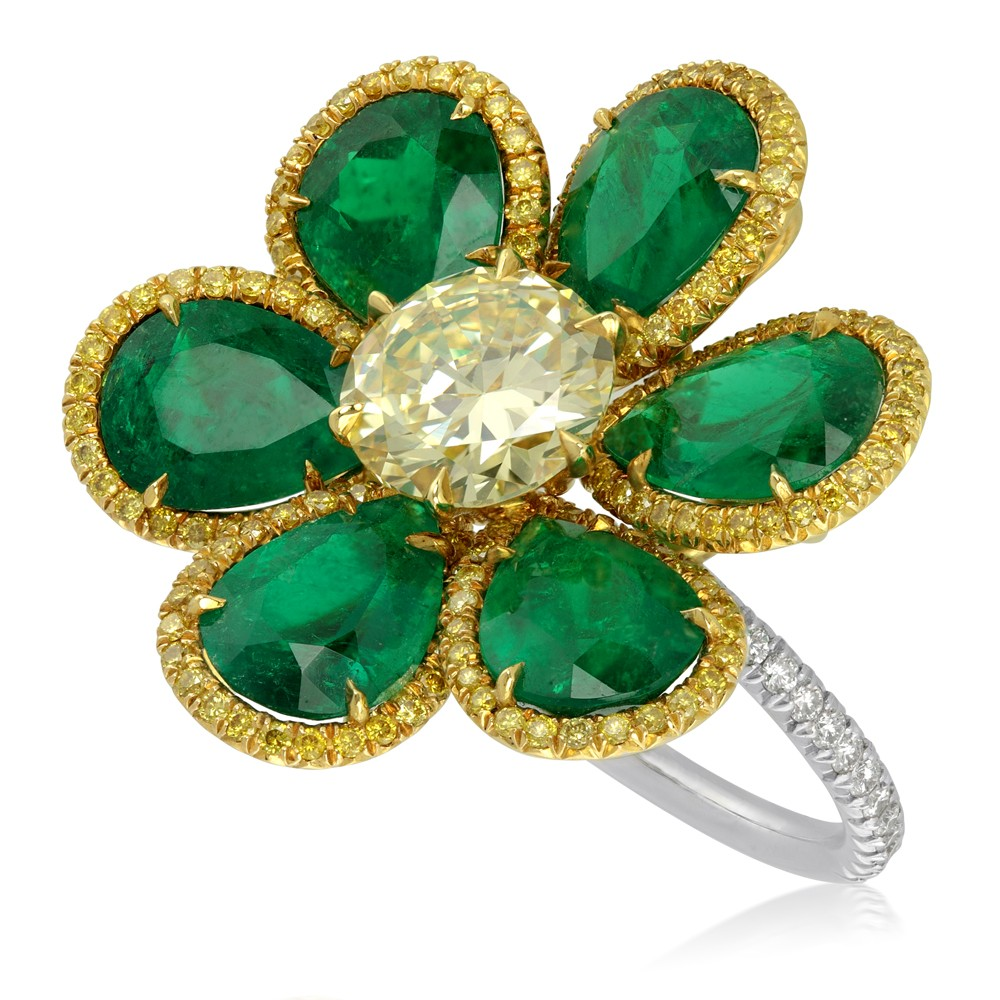 Diamond Envy Adds Emerald Collection To Diamond And