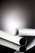 fibreglass tubes